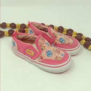 Vans Yo Gabba Gabba Pink Shoes